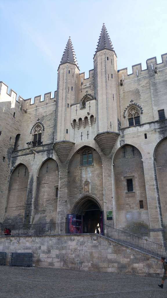 The Pope's Palace, Avignon